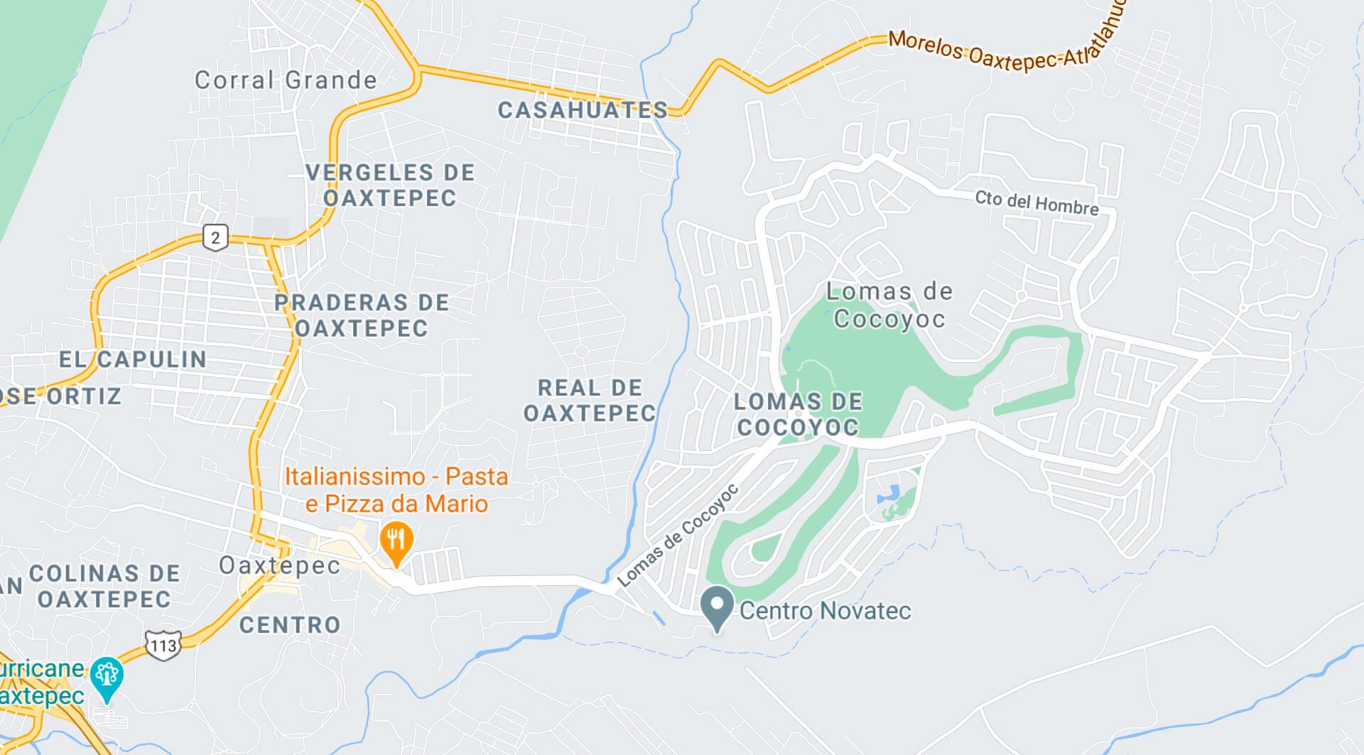 LomasCocoyoc-Mapa